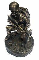 Kneeling Soldier, Signals Regiment