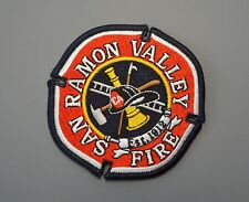 San Ramon Valley Fire Protection Dist. Patch #2 ++ Contra Costa County CA