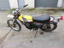 1974 Yamaha DT400 Twinshock Classic project