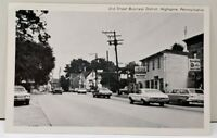 Highspire Pa 2nd Street FRESCA YUENGLING Telephone Booth 60s 2 Postcard D15