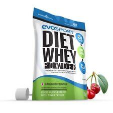 Evosport Dieta Siero di latte ad alto contenuto proteico Cherry CLA & Tè Verde 1kg Evolution Slimming