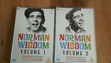 Norman Wisdom Collection [DVD] 12 dvds