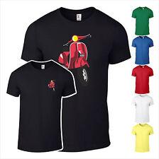T-Shirt Vespa Roller Italien Motorroller Kult Fun Shirt