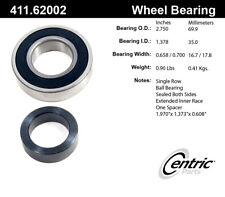 Axle Shaft Bearing Assembly-C-TEK Standard Rear Centric 411.62002E