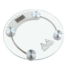 180KG Digital Electronic LCD Personal Glass Body Weight Weighing Scales