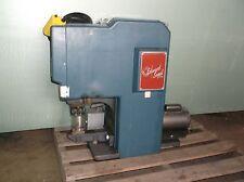 Edward Segal grommet washer machine Model 83 eyelet machine