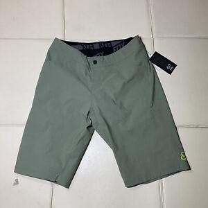 6 Pockets Medium Men/'s Camo MTB BMX Baggy Padded Mountain Bike Shorts