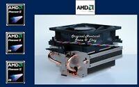 AMD CPU Cooling Fan for Phenom II X4 Socket AM3-AM2+ Processor New