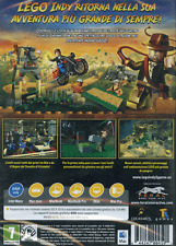 Lego Indiana Jones 2 in (environ 5.08 cm) italien pour Mac Intel OS 10.6 Action Adventure Game Neuf