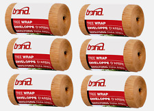 6~ Bond 20' TREE WRAP 350 Brown Support Stretch Prevent Bark Split Insect Rodent