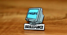 Philips Electronics Philips Brilliance Old Computer Collectible Promo Pin Badge