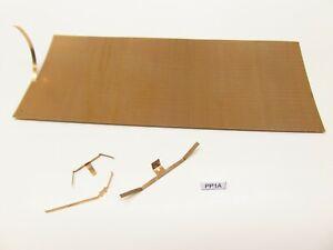 Spezial FEDERBLECH für die Herstellung von Kontakten,75x180mm/0,10mm,PP1A