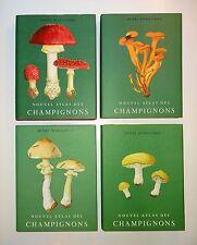 1970 NOUVEL ATLAS DES CHAMPIGNONS New Atlas of Mushrooms by Romagnesi, Mycology