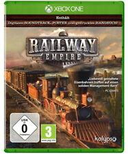 Railway Empire (Microsoft Xbox One, 2018)