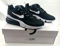 Nike Air Max 270 React Black/White AT6174-004 Women's Multi Size NIB