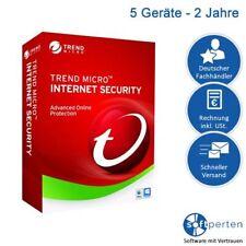 Trend Micro Internet Security 2018, 5 Geräte - 2 Jahre, ESD, Download,  Deutsch