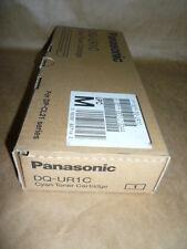 Panasonic DQ-UR1C Cyan Toner Cartridge  GENUINE
