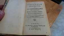 Le Voyageur françois tome 24 1793 abbé delaporte Silesie,Boheme,Saxe....