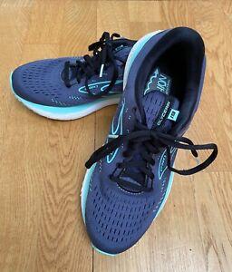 BROOKS Glycerin 19 Damen Laufschuh Schuh Sneakers blau 40.5 getragen