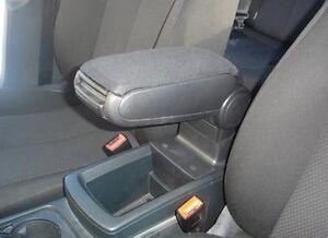 VW Passat B6 3C (2005-2010) Centre Armrest Black Textile New   Free Postage