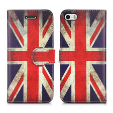 LEATHER FLIP WALLET MAGNETIC PHONE FONE BOOK COVER CASE FOR APPLE IPHONE 6 7 8 X