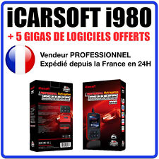 Valise Diagnostique MERCEDES & SPRINTER - iCarSOFT I980 - MB C3 / C4