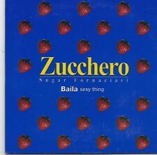 Zucchero Fornaciari-Baila cd single