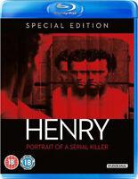 Henry Ritratto Di Un Serial Assassino Edizione Speciale Nuovo DVD B, 2