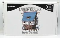 4Ground 28S-FAR-134 Stovis Watermill (Fabled Realms) Terrain Fantasy Scenery NIB