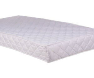 BREATHABLE FOAM COT BED MATTRESS  ALL SIZES AVAILABLE