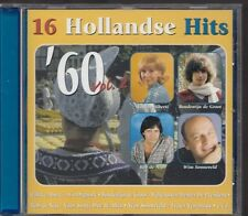 16 HOLLANDSE HITS '60 V2 CD ROTATION Conny Vandenbos Armand Karin Kent Ramses Sh