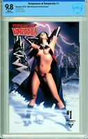 Vengeance of Vampirella #1 Comic Kingdom Virgin Exclusive - CBCS 9.8!