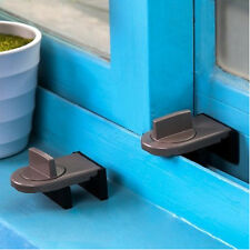 Security Sliding Door Window Locks Stopper Windows Safety Lock Sash Restrictor