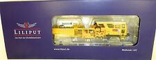 Bourreuse Dameuse Mainliner Duomatic Seco-rail Épv digitale -ho-1/87-liliput 13