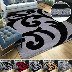 Modern Design SOPHIA Rugs Home Decor Living Room Bedroom Carpet Runner Floor Mat