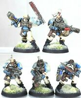 Warhammer 40k Space Marines Space Wolves Scouts Squad