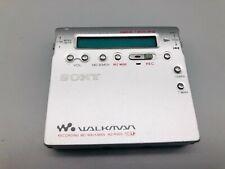 MD0022 Good  SONY MD WALKMAN MZ-R900  Silver