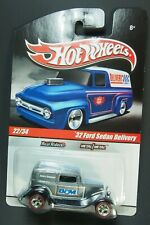 Hot Wheels '32 Ford Sedan Delivery 2010 Slick Rides Real Riders B&M Transmission