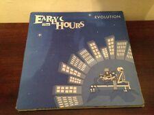 "EARLY HOURS - EVOLUTION 12"" LP GARAGE ROCK POWER POP AUSTRALIA"