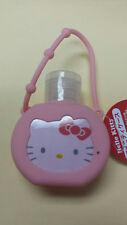 Sanrio Hello Kitty Pocketbac Antibacterial Shampoo Lotion Container Pink