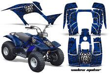 Atv Kit Graphique Quad Autocollant pour Yamaha Breeze 125 89-04 Veuve K de U