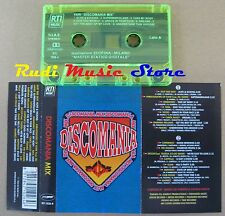 MC DISCOMANIA MIX TATOO CLUB HOUSE EAST SIDE BEAT 1993 COMPILATION no cd lp dvd