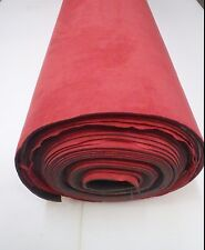 """Foam Backed Suede Headliner Fabric 60"""" Width - Sold by the Yard - 9 COLORS!"""