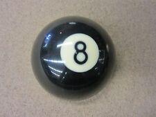 "8-Ball Pool Table Pocket Marker Full 2.25"" Size Ball - Pool Billiards"