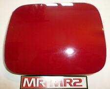 Toyota MR2 MK2 Fuel Petrol Gas Door Panel Red 3J6  Mr MR2 Used Parts 1989-1999