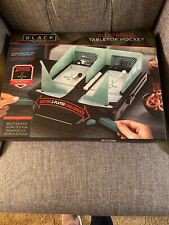 Black Series Electronic Tabletop Hockey Game 2 Players Action