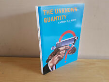 W. E. JOHNS The Unknown Quantity - Limited edition of 300 - Norman Wright
