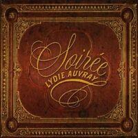 LYDIE AUVRAY - SOIREE  CD NEU