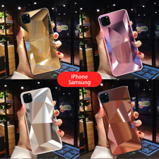 iPhone 11Pro Max XS 7 8Plus XR Diamond Mirror Case Shockproof Silicone Gel Cover