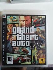 JEU PS3  grand theft auto 4